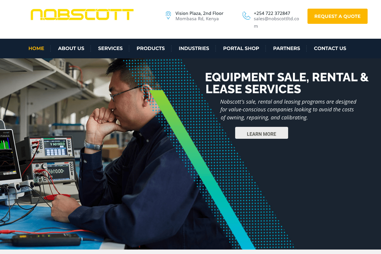 Nobscott Ltd