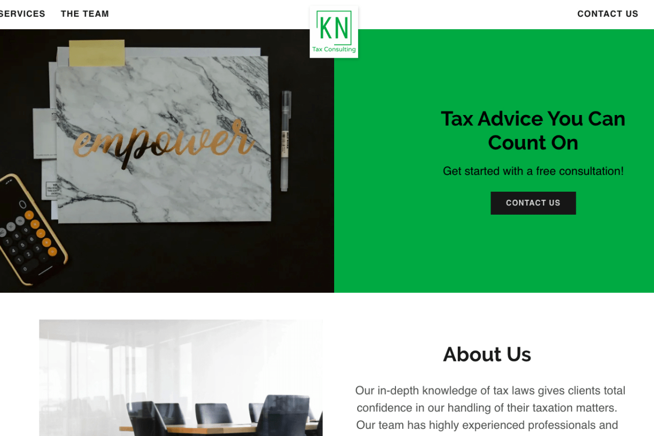 KN Tax Consulting